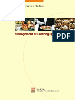 catering operation