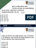 Exercícios de física radiológica