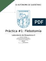 Flebotomia Práctica 1