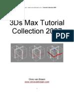 3ds max - Tutorials - 20070606 - Onnovanbraam