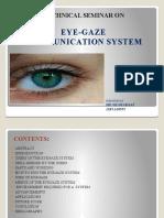 eye gaze communication system.pptx
