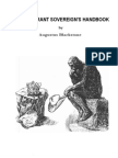 Errant Sovereign Handbook by Augustus Blackstone