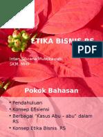 5. Etika Bisnis RS