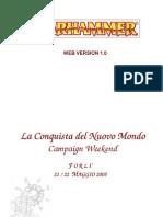 Włoska kampania DoW