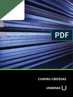 Catalogo CH Grossas Usiminas