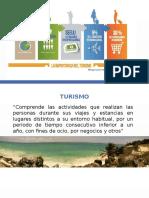 1- Turismo Definición y Aspectos