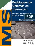 Modelagem de Sistemas de Informacao - Janeiro 2007