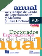 Manual de La UPEL 4º Ed. (2006) Reim. 2015