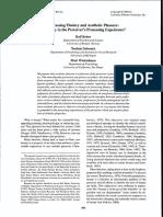 Reber 2004 Processing Fluency