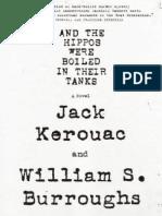 Kerouac Burroughs