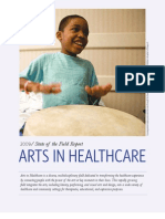 Arts in Healthcare