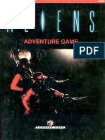 Aliens RPG - Core Rulebook