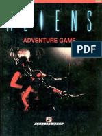 Aliens RPG - Core Rulebook