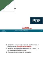 Enfoque a Procesos ISO TS 16949 2009