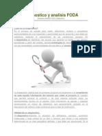 2.- Diagnostico y Analisis FODA