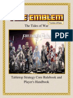 Fire Emblem the Tides of War v2Fates