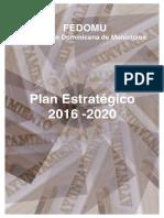 PEI FEDOMU 2016-2020