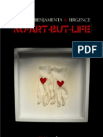 ISTITUTO BENJAMENTA + URGENCE No-art-but-life
