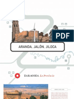 Balnearios Folletos Turisticos Zaragoza Arandajalon