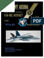 F-18  VFA-83 (301)