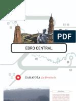 Balnearios Folletos Turisticos Zaragoza Ebro Central