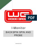 WG I Monitor Backspin Relay and Probe Manual Rev 7 0