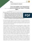 GUÍA DE TRABAJO N°3 La lucha por la vivienda - La ciudadcomo modo de vida. Evaluada