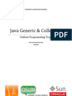 Java Generic Dan Collection