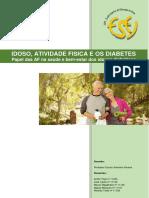Idoso Atividade Fisica e Os Diabetes
