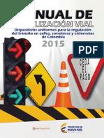 Manual de Senalizacion Vial 2015