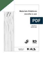 Materiais didáticos