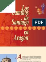 Balnearios Aragon Folletos Turisticos Camino Santiago