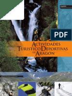Balnearios de Aragon Folletos Turisticos Deportes