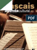 Agenda Cultural n.º 43 - Março Abril 2010