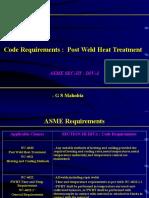 Code Requirements on HTASME-SEC-III