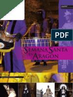 Balnearios de Aragon Folletos Turisticos Semana Santa