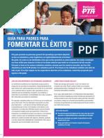 pta parent guide fourth spanish