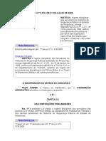 Lei n.º 3.278, De 21 de Julho de 2008 - Corregedoria Set2015