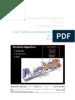 Gas Turbine Functional Description