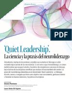 Harvard Deusto - Business Review - La Ciencia y La Praxis Del Neuroliderazgo - 8 Pag