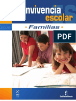 Guía informativa sobre convivencia para familias