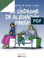 El síndrome alienación parental (ruptura de pareja e hijos)