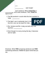 part d literacy assessments