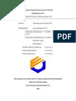 laporan pembuatan hcl