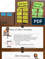 after reading group presentation ii