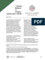Nota Técnica Igarapé 08 2015