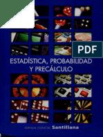 Libro Estad Prob Cálculo