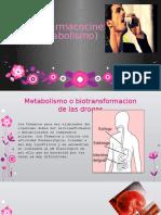 Proceso Farmacocinetico