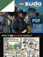 Zuda Sampler San Diego Comic Con 2008