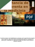 Importancia de La Medicina
